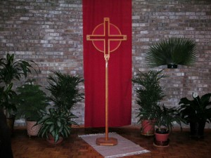 palm Sunday, 2010